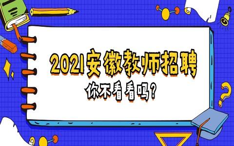 安徽教师招聘 阜阳教师招聘 教师招聘录用公示